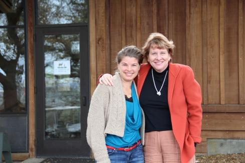 Dr. Rhea & Marilyn Schlitz