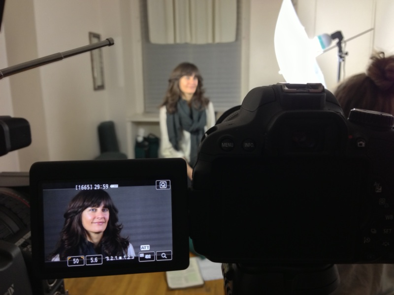 Elena Brower Interview NYC