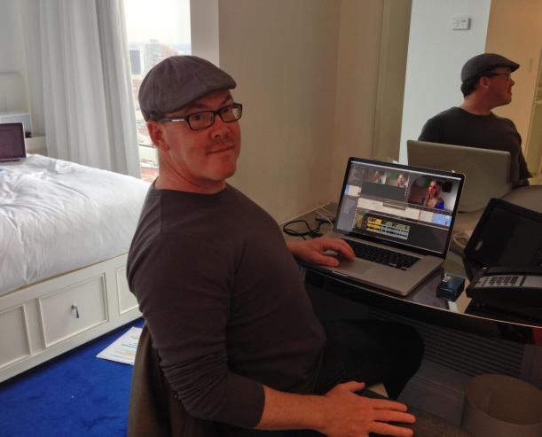 Gregg Marks on production of Love Bomb in New York City