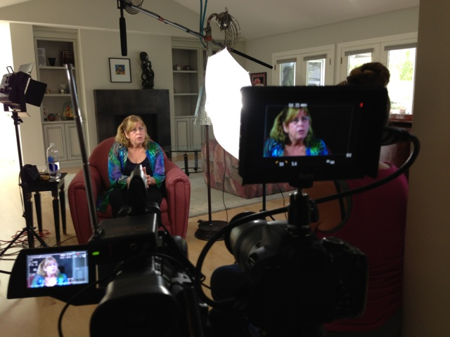 Interviewing Dr. Jeanne Ohm for Love Bomb
